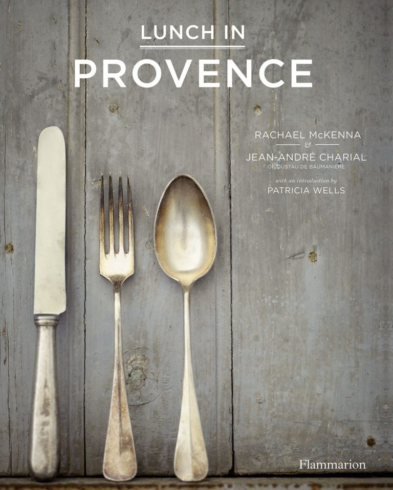 Lunch in Provence_cover_Flammarion English
